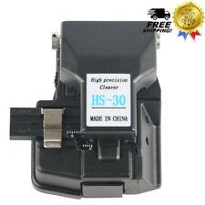 HS-30 Optical Fiber Cutter High Precision Fusion Cleaver Cable Cutting Knife