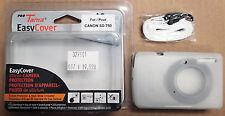 Canon Sd750 Sd 750 Pro Tama EasyCover Silicon clear camera case screen protector