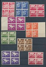 XC78433 Germany Azad Hind India imperf military fine lot MNH