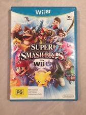 Super Smash Bros. (Nintendo Wii U Game) Mario, Zelda, Sonic, Pokemon & More