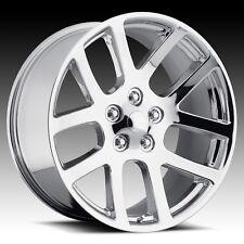 "20"" OE SRT10 Wheels Chrome 5x115 Dodge Charger Challenger Magnum"