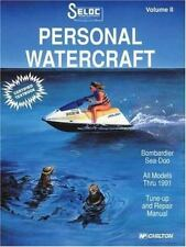 Personal Watercraft by Joan Coles, Clarence Coles and Seloc Publications.