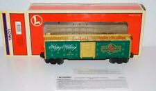Lionel 18408 Operating Santa Hand Car Made in USA