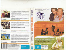 Sunday Too Far Away-1975-Jack Thompson/The Sum of Us/The Shiralee-3 Movie-3 DVD