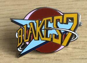 BLAKES 7 BRITISH TV CLASSIC SCI FI ENAMEL PIN BADGE - SCIENCE FICTION - COSPLAY