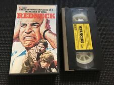 REDNECK (1973) SPECTRUM EX-RENTAL VHS VIDEO (PRE-CERT)