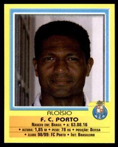 Panini Futebol 1999-2000 FC Porto Aloisio No. 5