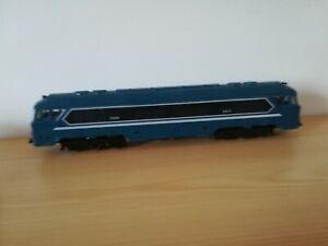 locomotive Méhano train ho