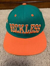 Young And Reckless Snapback Hat