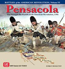 Pensacola: la lucha por Florida en la Revolución Americana 1781-Juegos GMT