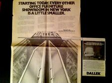 Dr Who DALEK interest-1983-NEW YORK -Adverts For A Store Called DALLEK! Clipping