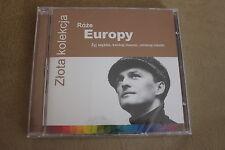 Róże Europy - Żyj szybko, kochaj mocno, umieraj młodo - Złota kolekcja CD