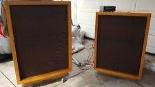 Vintage JBL C55 Speakers 150-4 375 N500 537-500 N7000 Rare Pair All Original