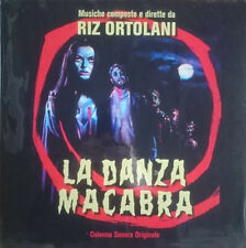 Riz Ortolani Castle of Blood OST LP Contempo Records Barbara Steele Euro Horror