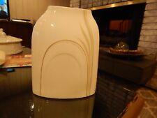 ROYAL DOULTON Vase - Impressions Cypress Vase - by Gerald Gulotta - 1982
