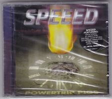SPEEED-POWERTRIP PIGS CD MASSACRE 1999 EX ANNIHILATOR/JACK FROST NEU! & OVP!