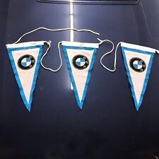 3 Bmw Dealership Pennants Flags alpina m5 3.0cs e9 hartge e30 2002 m3 e24 isetta
