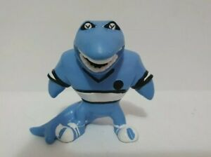 Vintage 1990 PVC NSWRL Superstars of Rugby League Cronulla Sharks figurine