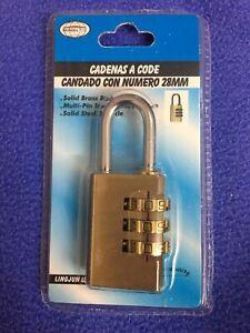 Cadenas A Code !! Ultra Résistant !! Livraison Express Sous 48 HR !!