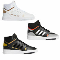 Adidas Originals Drop Step Kinder-Schuhe Sneaker Donna Scarpe da Basket Hi High