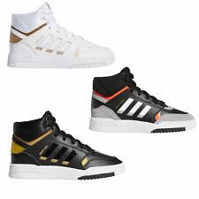 adidas Originals Drop Step Kinder-Schuhe Damen-Sneaker Basketballschuhe Hi High