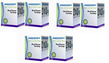 300 PRODIGY NO CODING BLOOD GLUCOSE TEST STRIPS EXP:05/19