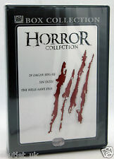 3 Horror Movies Hills Have Eyes, 28 Days Later, Sin Eater DVD for Halloween NEW
