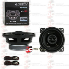 ORION CT-40 COBALT 4 INCH CAR AUDIO 2-WAY COAXIAL SPEAKERS PAIR