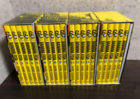 BANANA FISH Complete Set  Reprinted BOX VOL 1-4 Manga Comics Anime Japanese