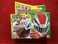 BANDAI Power Rangers KISHIRYU SENTAI RYUSOULGER DX Bless Ryusou Changer JP