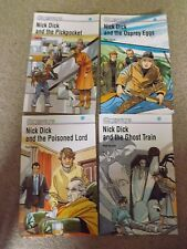 4 X SKYWAYS NICK DICK BOOKS ,READING SCHEME , SCHOOL SKY WAYS BOOK