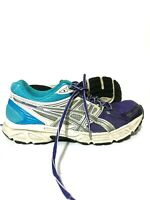 ASICS Gel Contend 3 Womens Running Shoes Sneakers Blue Purple Size 9.5 T2F9N