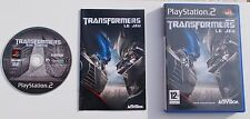Transformers PS2 complet TBE