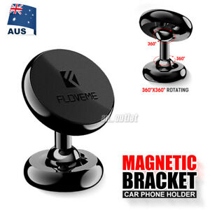 New Universal Magnetic 360°Dual Ball Magnet Car Holder Mount for GPS Smart Phone