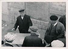 MARSEILLE c. 1935 - Jeux d'Argent de Rue  - P 844