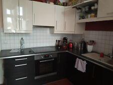 IKEA Einbauküche | Küchenzeile mit Einbaugeräten wie Herd Kühlschrank | Berlin