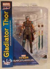 Marvel Select - Gladiator Thor By Diamond Select Thor Ragnarok Movie (MISP)