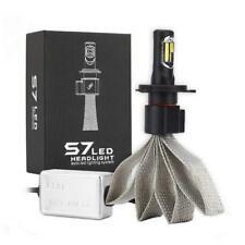 H4 LED Headlight Kit 72W/Set 3200LM Cold White 6000K Light Bulbs IP68 Low/High