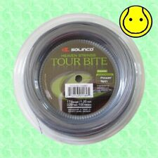 Solinco Tour Bite 17 (1.20) Tennis String - Mini Reel - 328 feet (100 meter)