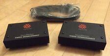 2x Polycom Soundstation Video Interconnect Module - NEU