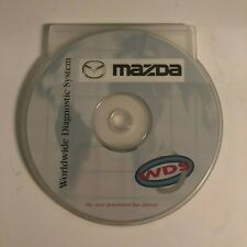 MAZDA Dealership Worldwide Diagnostic System – Ford WDS – Introduction DVD