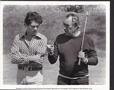 Anthony Quinn Frederic Forrest The Don Is Dead 1973 original movie photo 21042