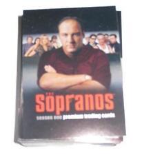 Sopranos Trading Card Set