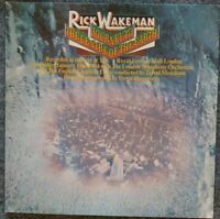 "RICK WAKEMAN⚠️Unplayed-1974- 12""-LP-Journey to the centre of the earth-AMLH63621"