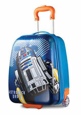 "American Tourister Star Wars 18.0"" x 13.0"" x 8.0"" Suitcases R2D2 Hard Side"