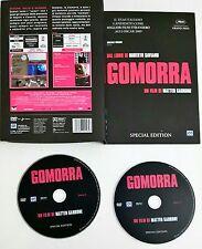Gomorra Special Edition Edizione 2 Dischi Cartonata Dvd