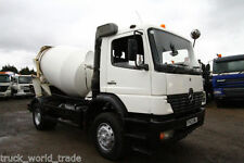 Commercial Lorries & Trucks Atego 4x2 Axel Configuration