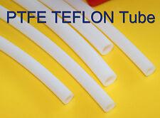 2m Length OD 2mm ID 1mm PTFE Tubing Tube Pipe hose 2meter