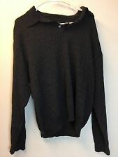 Joseph & Lyman Men's Sweater 100% MERINO WOOL Made in Italy Pullover
