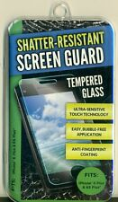 SCREEN GUARD - FITS IPHONE 6 PLUS & 6S PLUS - TEMPERED GLASS -EASY APPLICATION